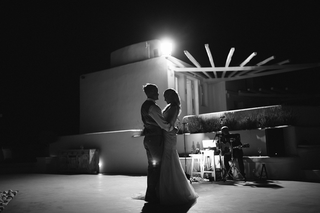 Wedding at Rocabella Santorini, Greece
