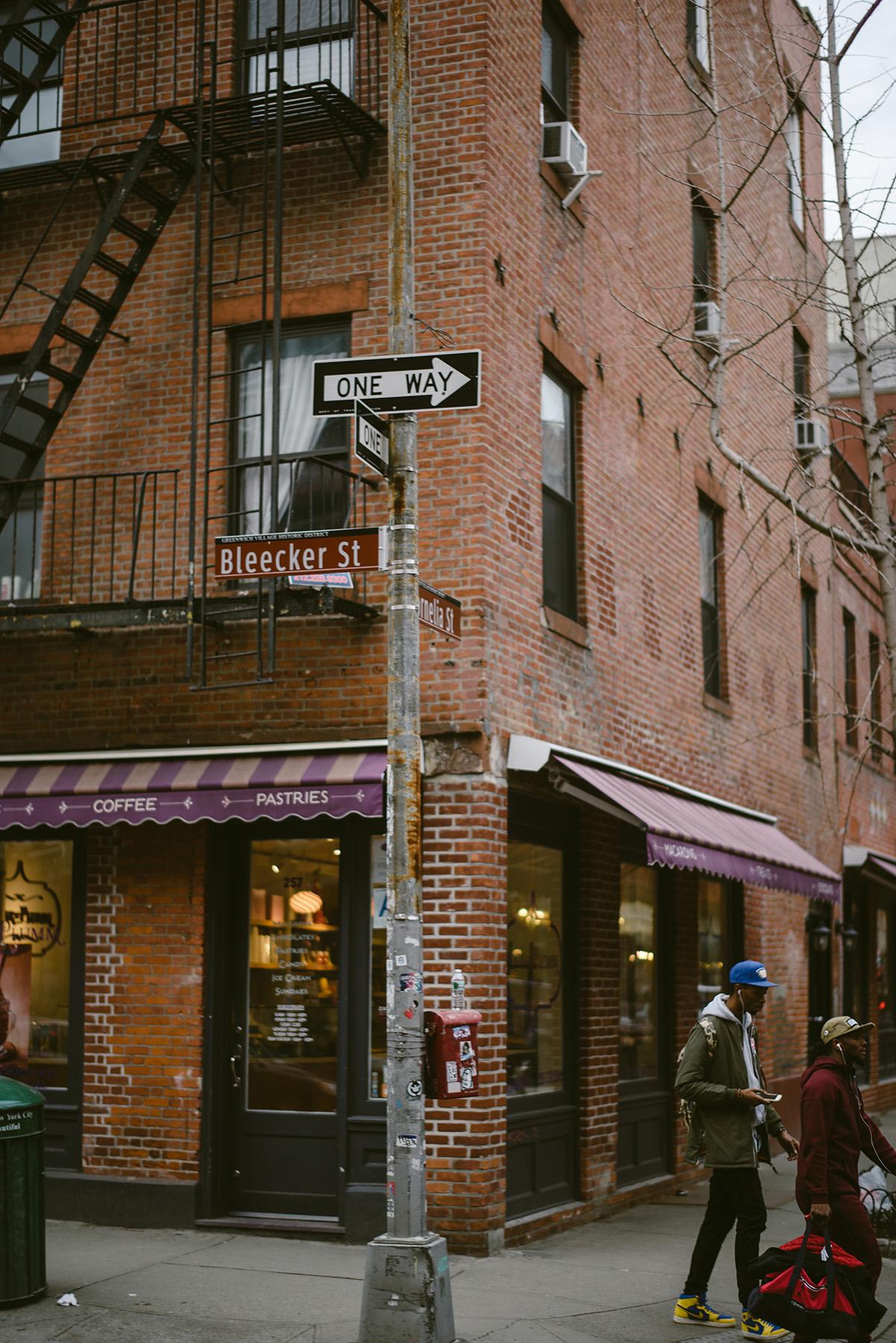 nyc bleecker street
