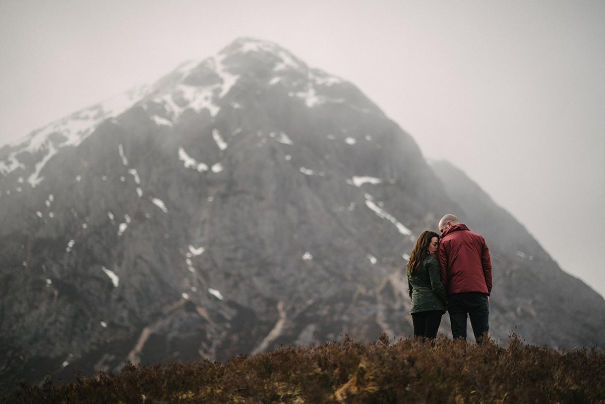 Adventure session, Scotland, Glencoe