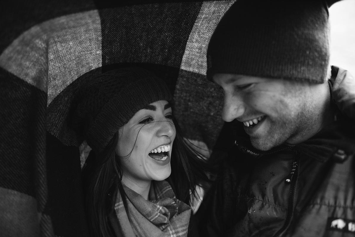 laughter in the rain, Scotland