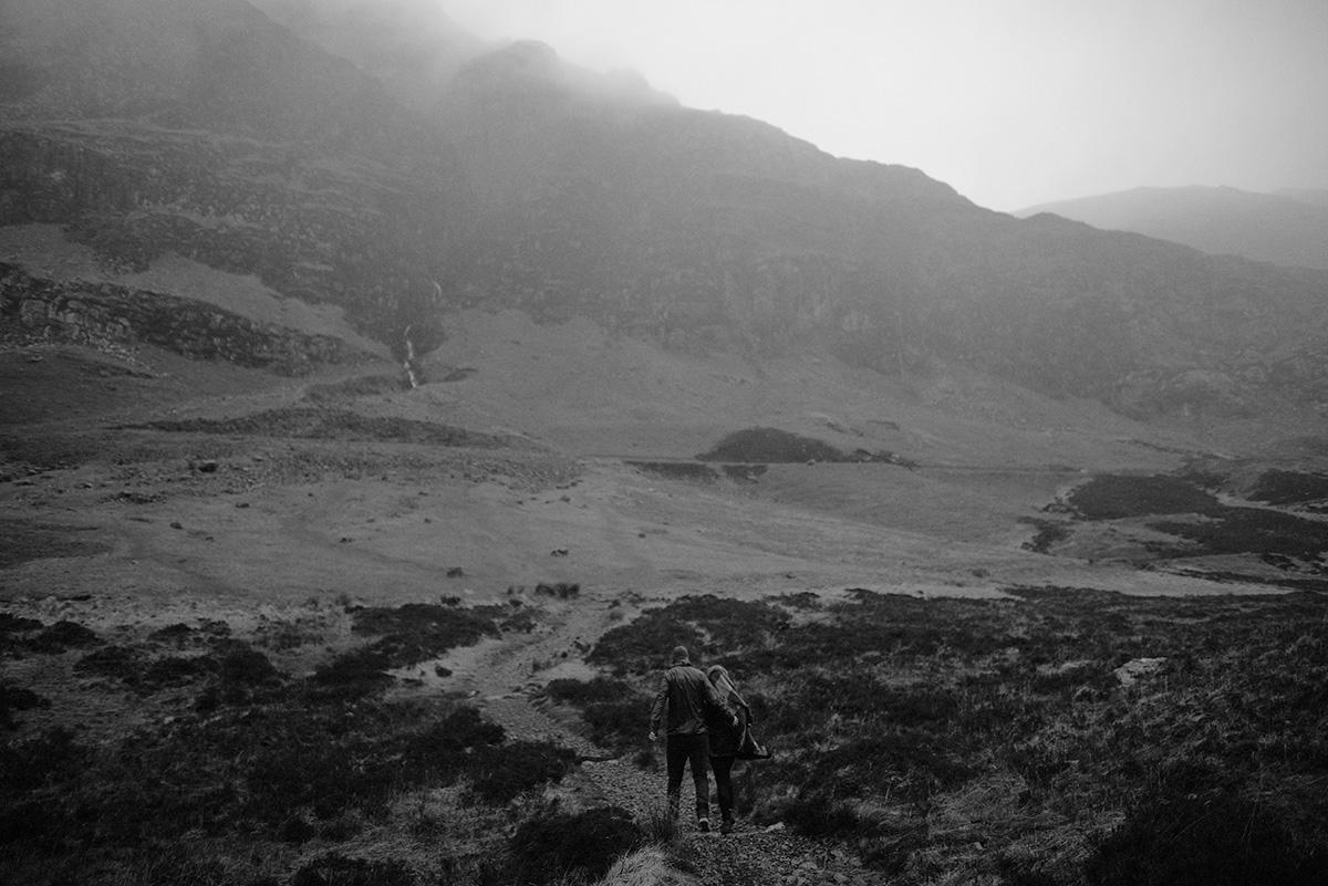 Stormy Scottish Highland session
