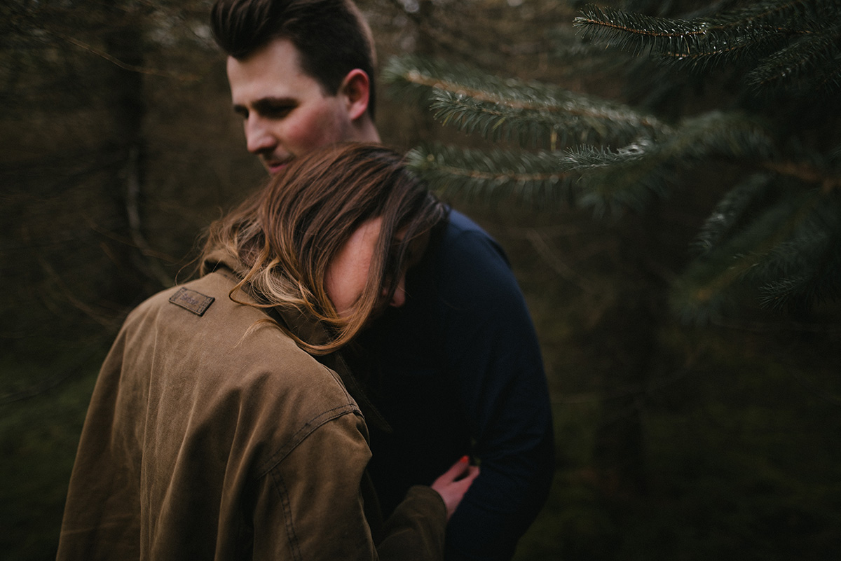 Slieve Gullion engagement shoot