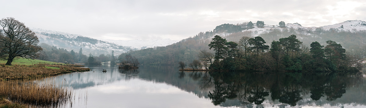 Lake Windermere pano