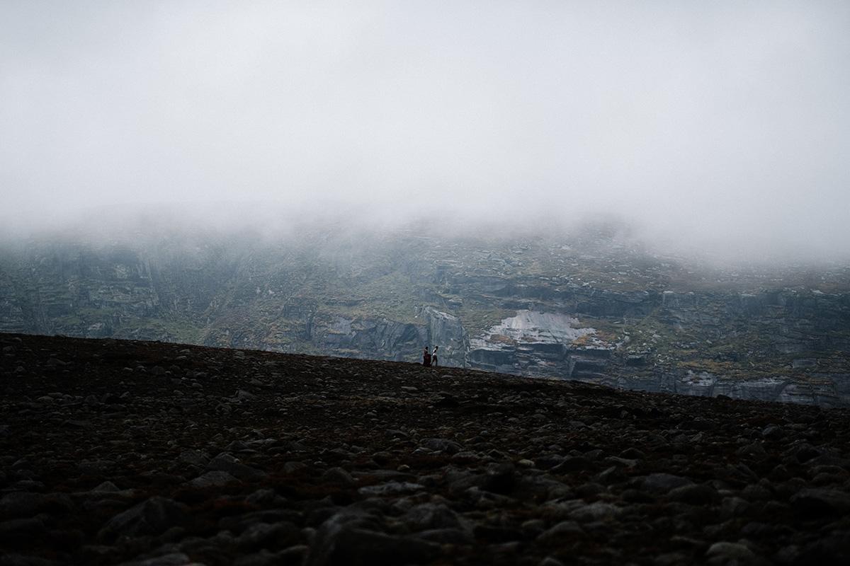 Slieve Binnian adventure session
