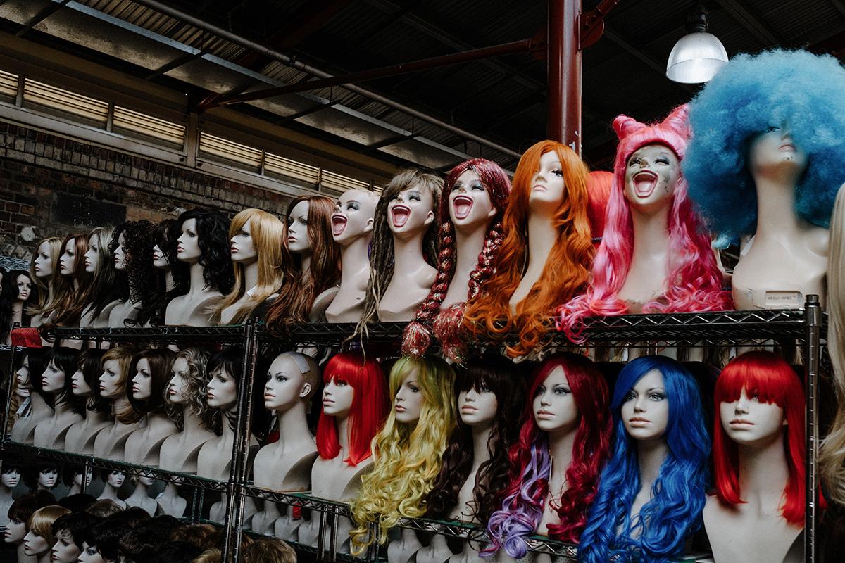 Melbourne Victoria Market street Photographer
