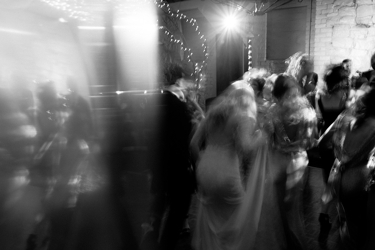 Dancing Wedding at Larchfield Estate