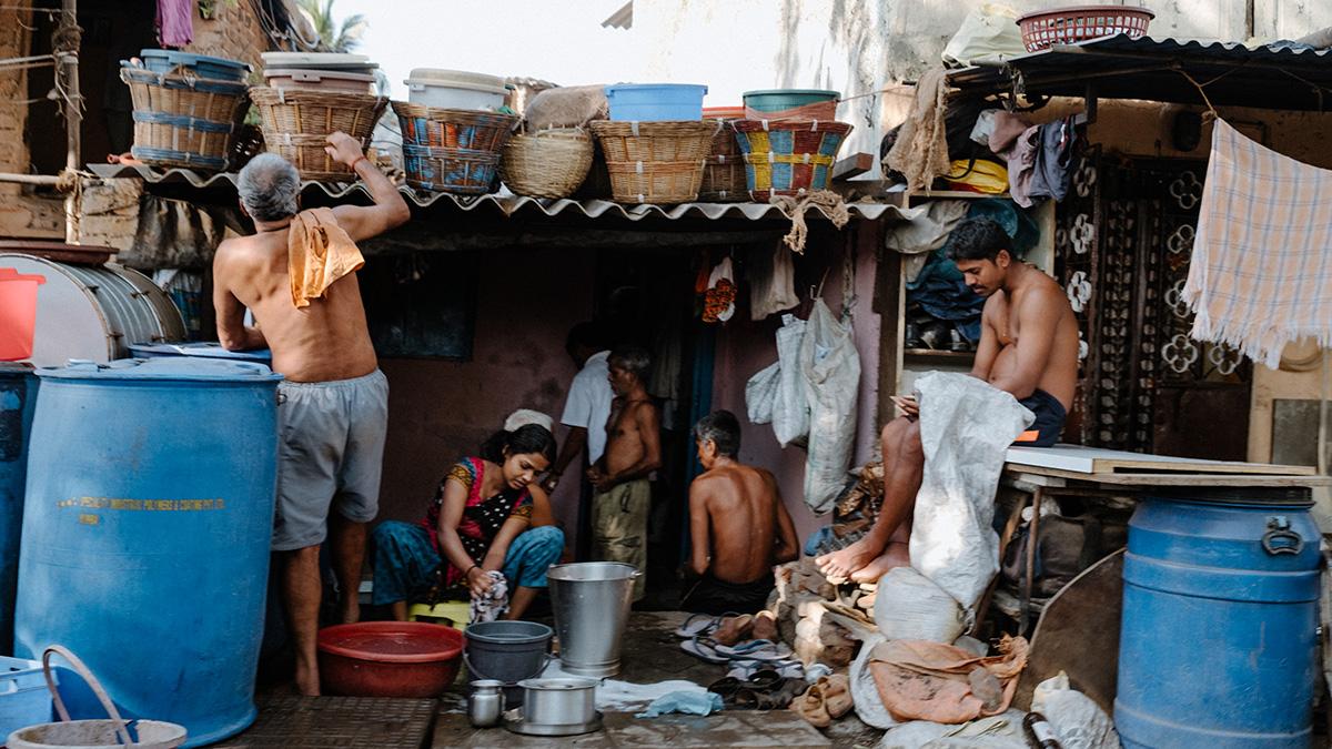 India Street Photographer