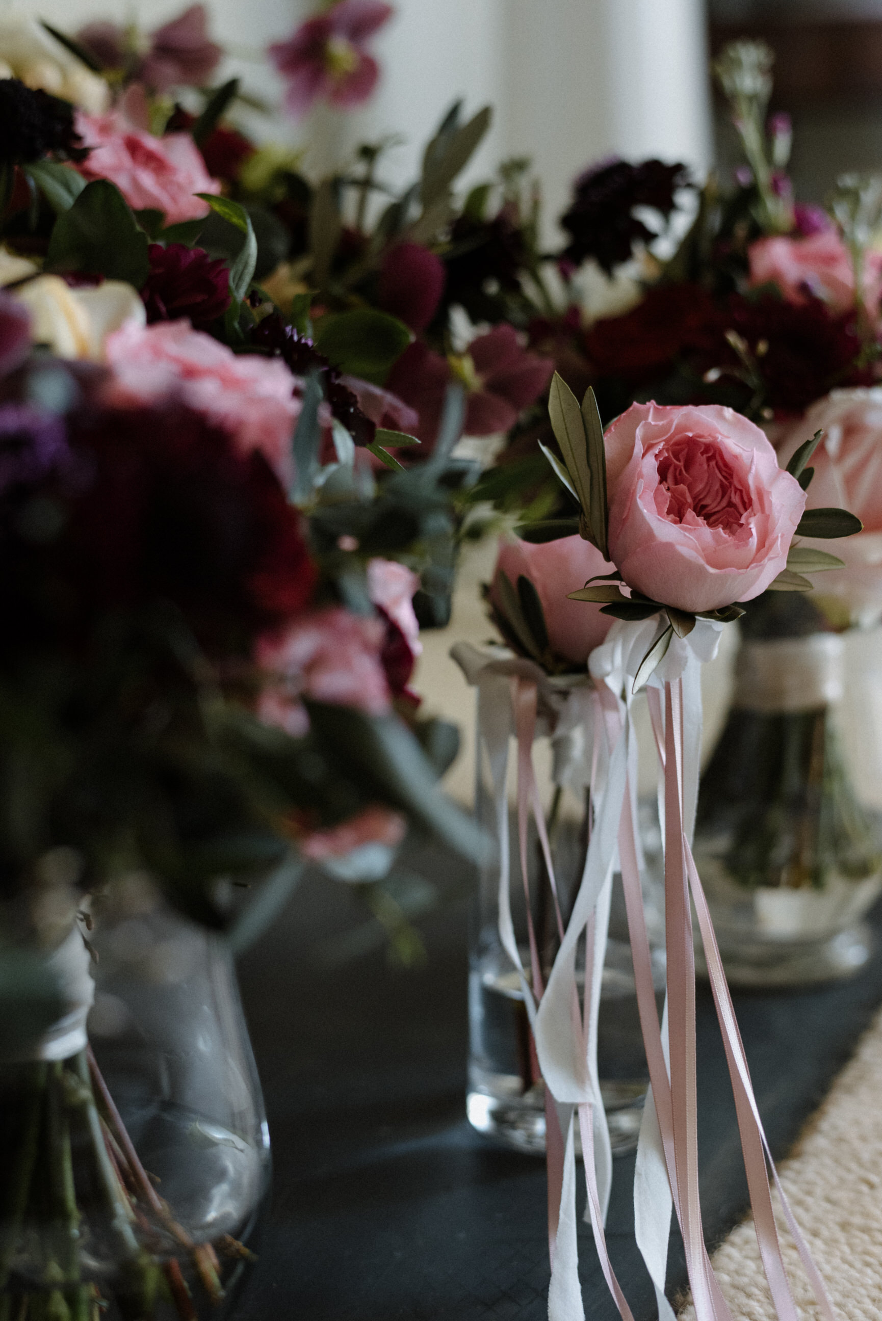 The Rosehip & berry florals